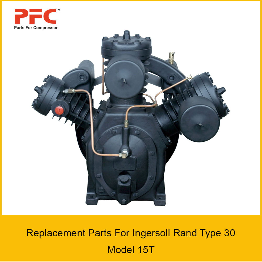 05 ingersoll rand type 30 model 15t replacement parts
