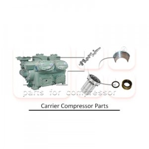 Carrier Refrigeration Compressor Parts