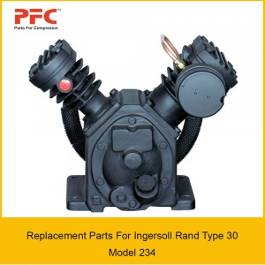 Ingersoll Rand Type 30 Model 234 Replacement Parts