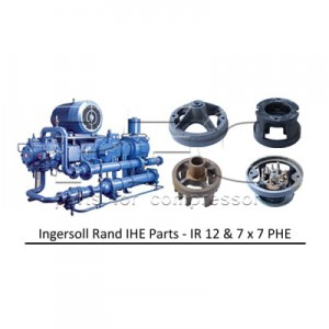 Ingersoll Rand 12 & 7 x 7 PHE Air Compressor Parts