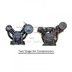 Two Stage Air Compressor Pumps