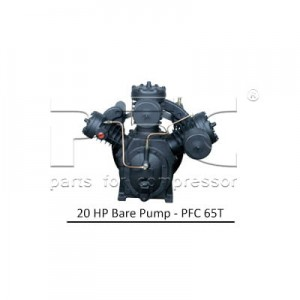 20 HP Bare Pump - PFC 65T