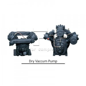 Single and Two Stage Dry Vacuum Pump