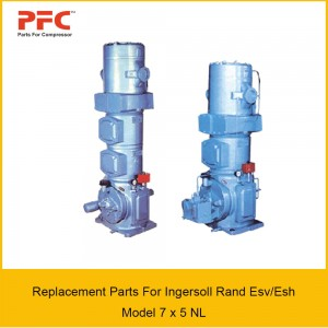 Ingersoll Rand 7 x 5 NL Replacement Parts