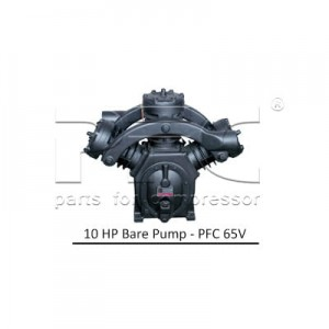 10 HP Bare Pump - PFC 65V
