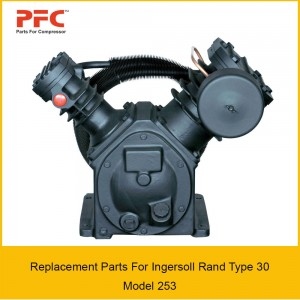 Ingersoll Rand Type 30 Model 253 Replacement Parts