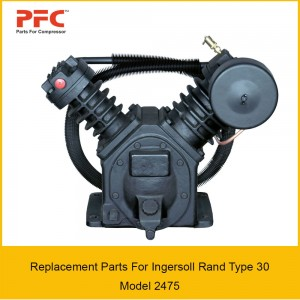 Ingersoll Rand Type 30 Model 2475 Replacement Parts