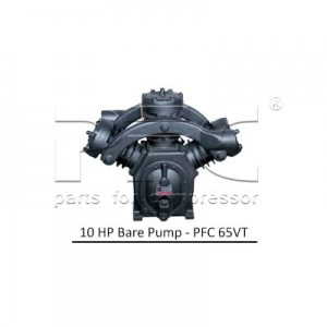 10 HP Bare Pump - PFC 65VT