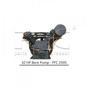 10 HP Bare Pump - PFC 2595