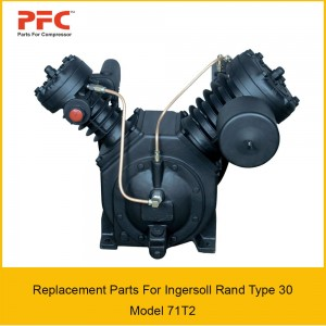 04. Ingersoll Rand Type 30 Model 71T2 Replacement Parts