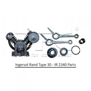 Ingersoll Rand Type 30 Model 2340 Replacement Parts