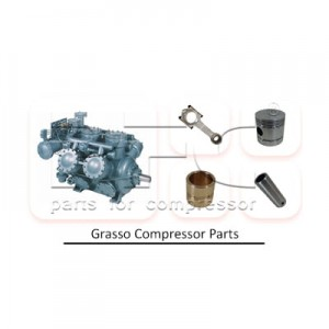 Grasso Refrigeration Compressor Parts