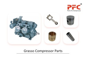 Grasso Compressor Replacement Parts
