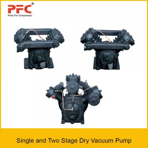 03. Single and Two Stage Dry Vacuum Pump