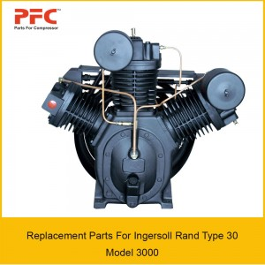 10. Ingersoll Rand Type 30 Model 3000 Replacement Parts