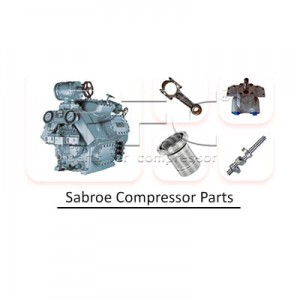 Sabroe Refrigeration Compressor Parts