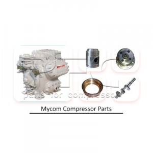 Mycom Refrigeration Compressor Parts