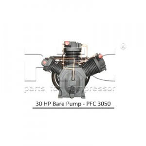 30 HP Air Compressor - Bare Pump - PFC 3050